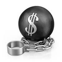 21862975-dollar-ball-and-chain
